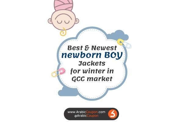 latest best newborn BOY Jackets for winter 2020 in GCC market - kids fashion news