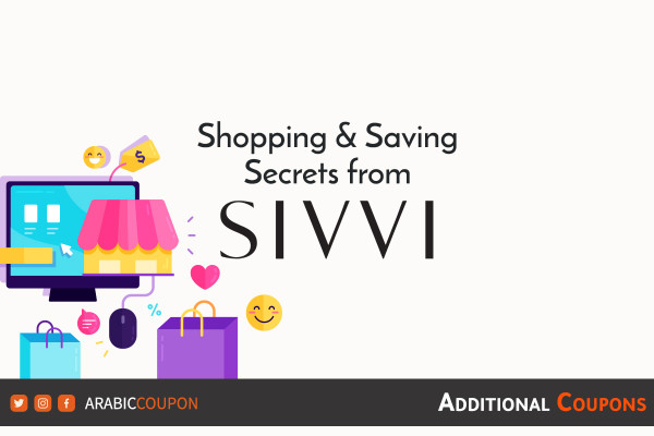The secrets of shopping and saving from SIVVI with additional new SIVVI promo codes and coupons