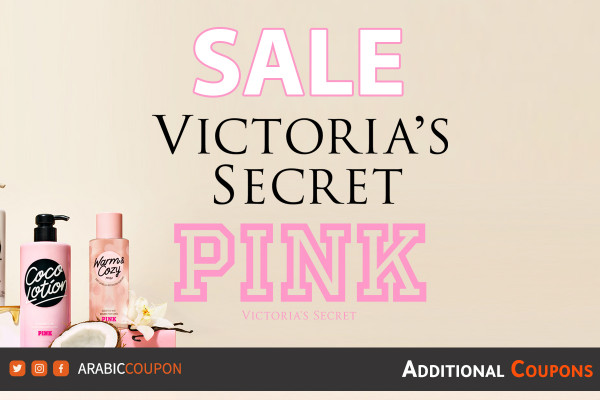 Victoria's Secret launched the highest & latest SALE, discount up to 80%