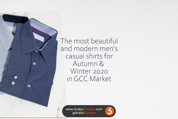 Latest beautiful & modern men's casual shirts for Autumn / Winter 2020 - Men's fashion news