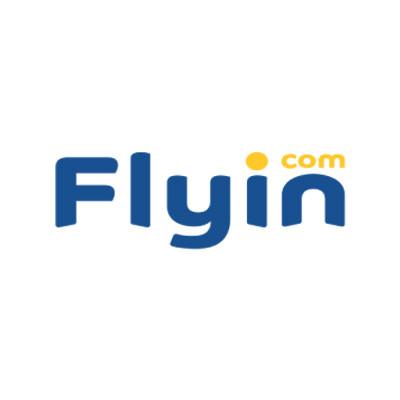 شعار - فلاي ان - كوبون عربي - كوبونات - 2020 - 400x400