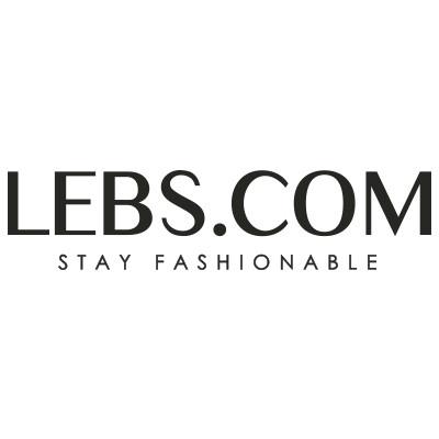 شعار لبس دوت كوم (LEBS.com) - 400x400 - 2021 - كود خصم - كوبون عربي